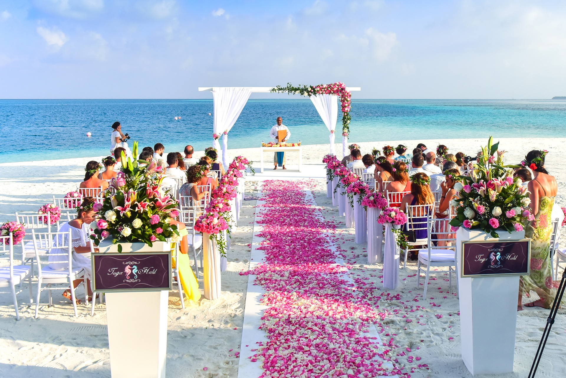 Best Beach Wedding Destinations in Miami - Forever Events