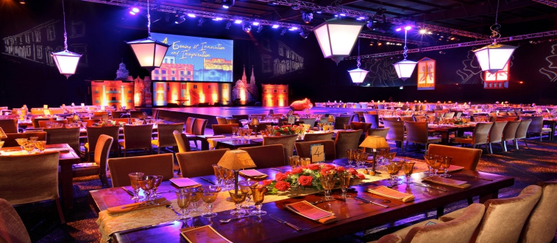 Get some of the best ideas for corporate event planning