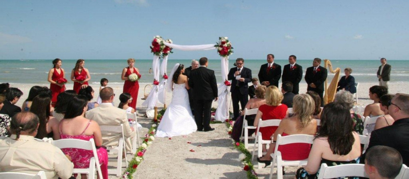 Want your wedding in paradise Plan your destination wedding in Florida