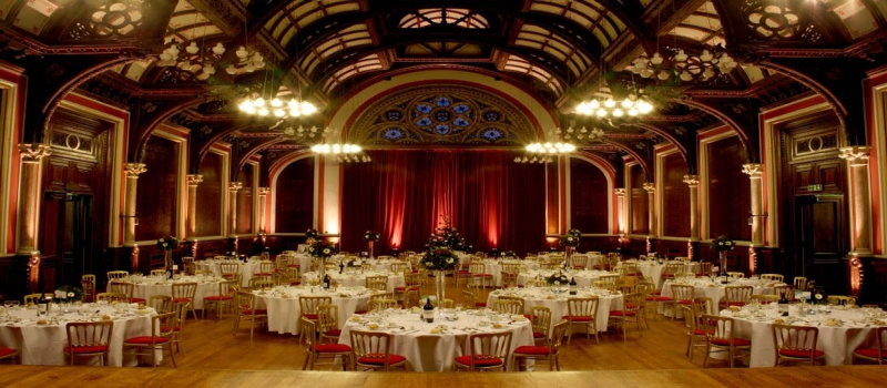 Plan a prestigious luxury wedding in one of the most esteemed wedding venues in London