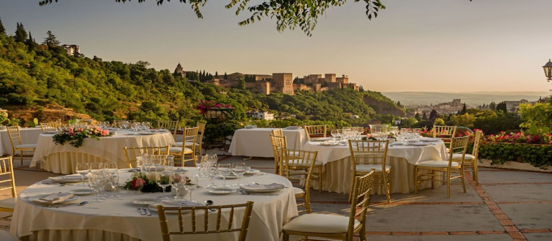Plan a splendid wedding in one of the most spectacular wedding venues in Spain