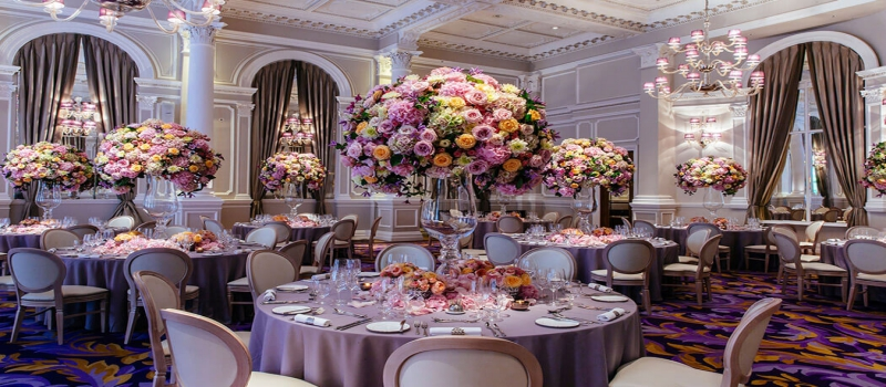 Overview Of Extravagant Weddings
