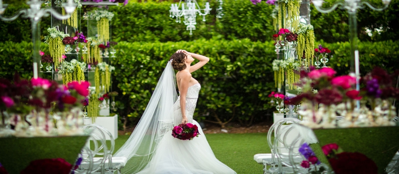 Make your wedding memorable in the scenic city of Miami